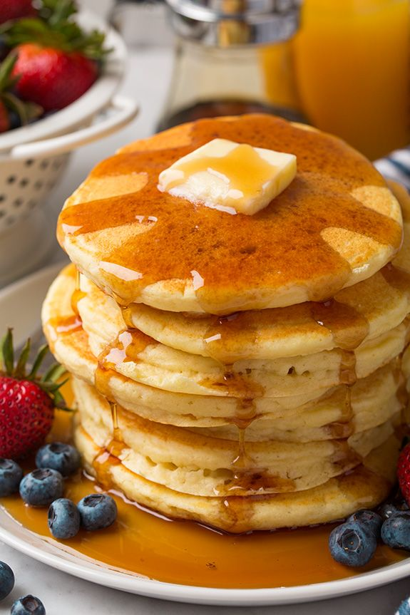 Homemade Pancake Mix - Cooking Classy