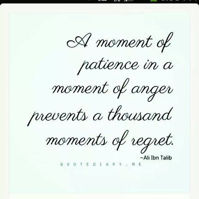 #patience