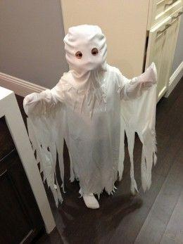 ★ Homemade Ghost Costume Ideas   Halloween Fancy Dress For Men, Women & Kids ★