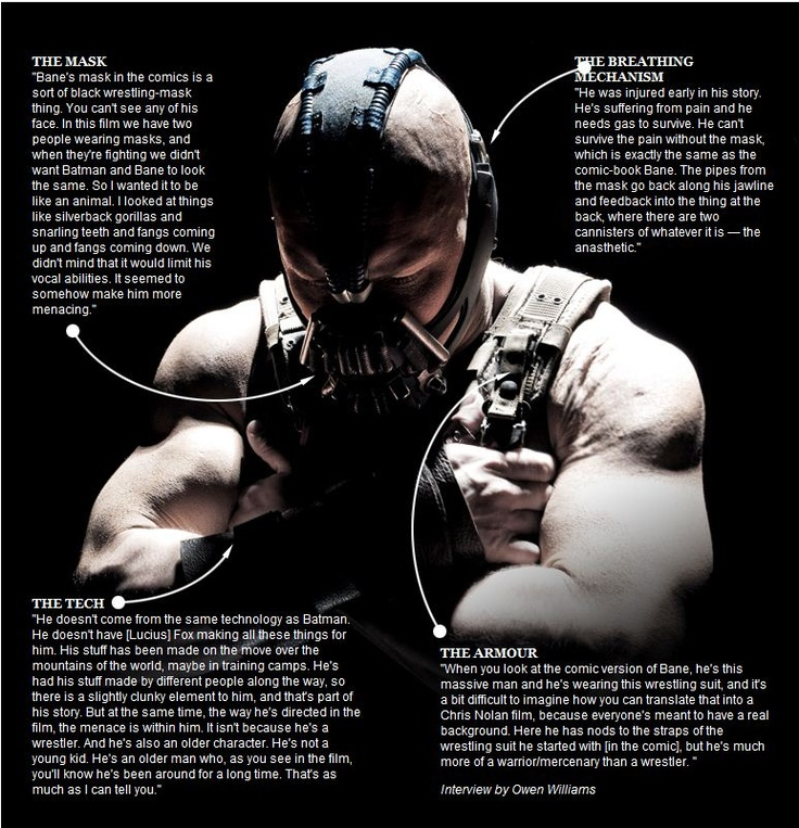 this year i plan to go as bane the current tom hardy version so - Halloween Costumes Bane