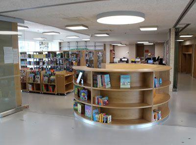 kirjasto espoo - Google-haku
