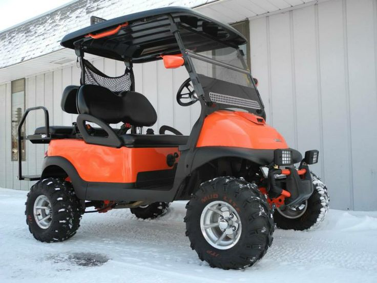 How Much Lift For  Inch Tires Yamaha Golf Cart