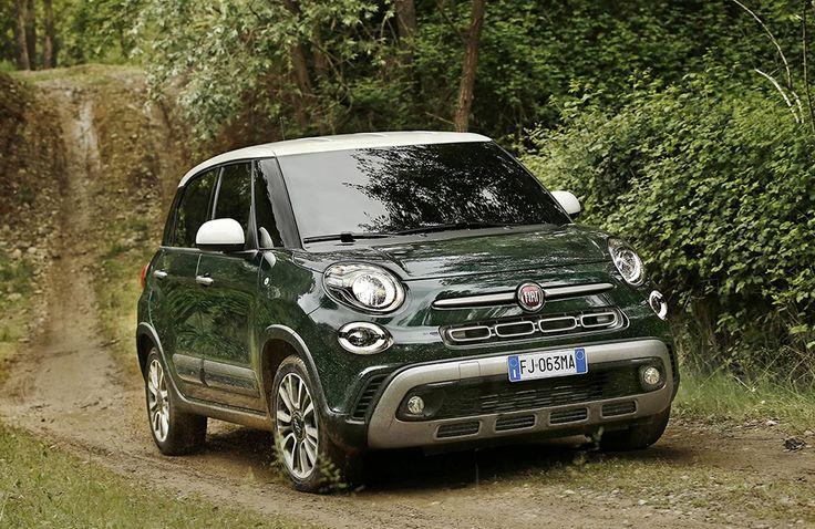 #Fiat #Fiat500 #Fiat500L #Cross #Todoterreno #Elegante
