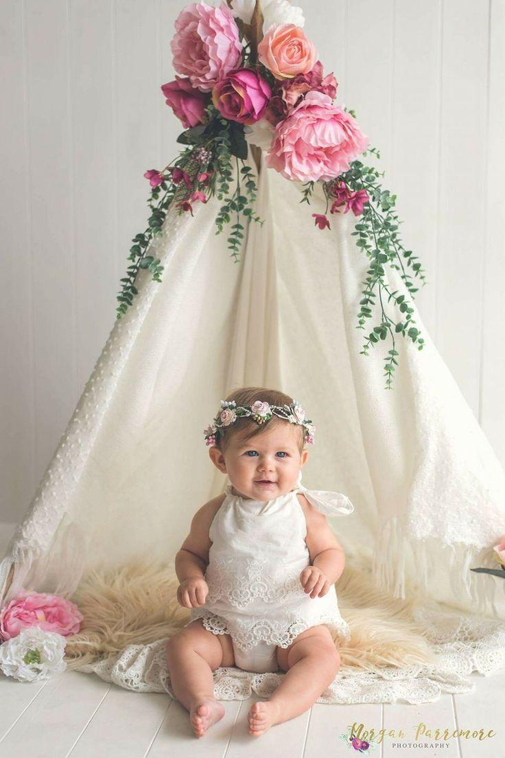 süß für die Fotosession Ihres Babys