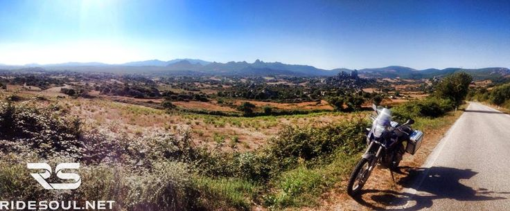 The Moon Valley! #motorcycle #tour #italy