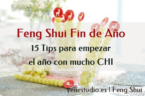 Feng Shui fin de año - ¿Estás listo para un nuevo año lleno de nueva energía? En el nuevo año llenamos nuestra mente de nuevos propósitos, de metas, de anhelos… en definitiva, de esperanza y de deseos de cambio. http://infengshui.es/15-tips-feng-shui-para-fin-de-ano/