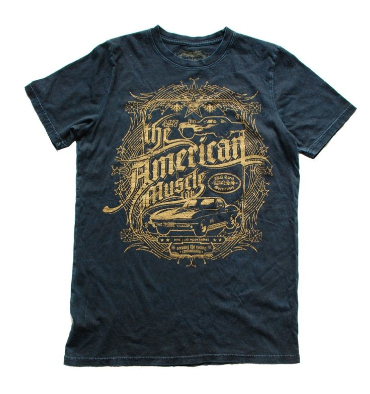 Awesome t shirt designs for American apparel t shirt design