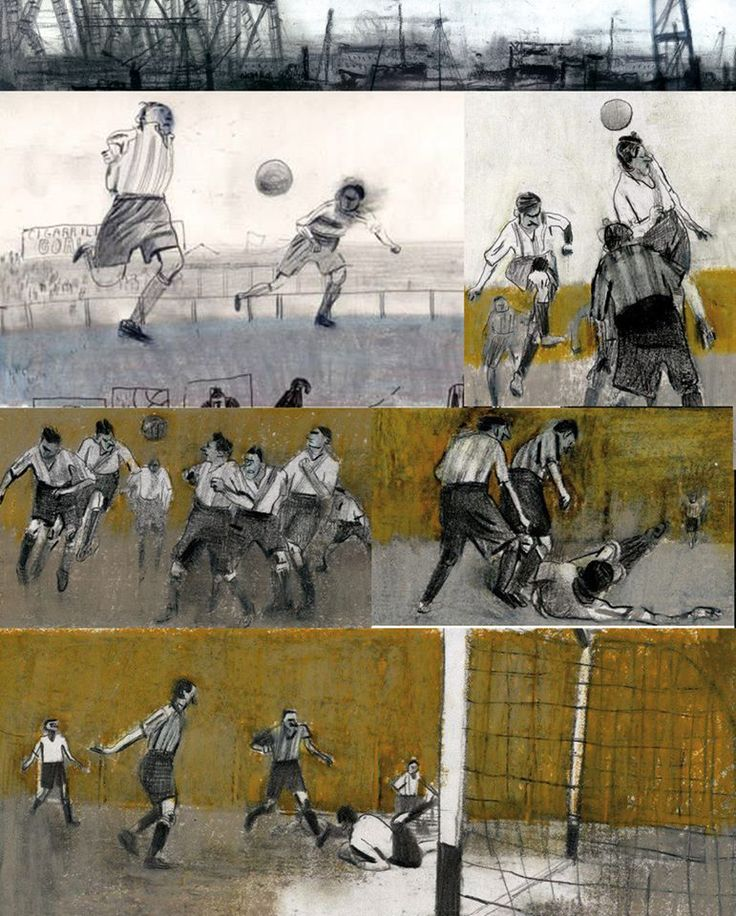 4 Sporting Events Jorge González