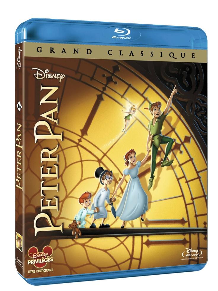 Blu-Ray de PETER PAN - Créez votre board « Liste Magique de Noël Disney », épinglez-y 20 produits maximum qui viennent de notre board « Liste Magique de Noël Disney ». Chaque jour un « cadeau du jour » est à gagner par tirage au sort. Le 21 Décembre, celui qui aura le plus de like sur son board « Liste Magique de Noël Disney » gagnera la totalité de son board. Cadeau du jour : 02/12/12 - www.disney-televi... -  #NoelDisney