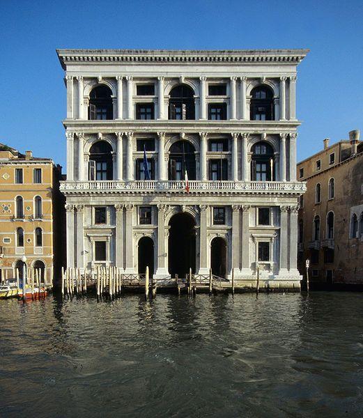 Палаццо Гримани — дворец в Венеции на канале Rio di San Luca, в точке впадения последнего в Гранд-канал. Был построен в эпоху Ренессанса, современный вид относится к 1556—1575 годам. В настоящее время в здании располагается венецианский апелляционный суд.