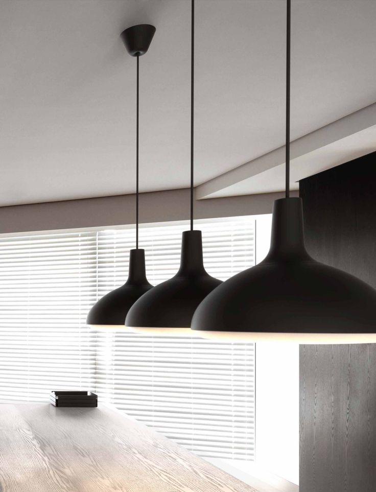 Superb Pendellampe DEE schwarz skandinavischer Stil