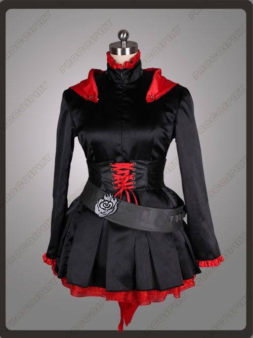 Hey, I found this really awesome Etsy listing at https://www.etsy.com/listing/160064484/rwby-red-trailer-ruby-cosplay-costumes