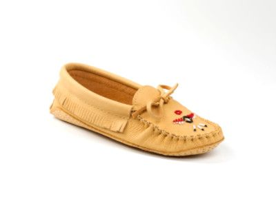 Win a pair of Canadian made moccasins valued at $125. You'll love the moment you put them on! #Sweepstakes Ends 5/31.