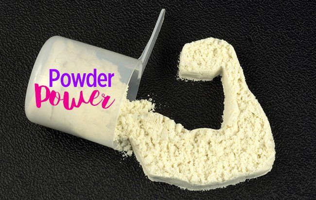 A Girl's Guide to Using Protein Powder  http://www.womenshealthmag.com/food/protein-powder-guide?utm_source=facebook.com