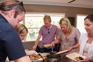 Foods From Afar Hands-On Cookery Class, Wilston Village, Brisbane | RedBalloon