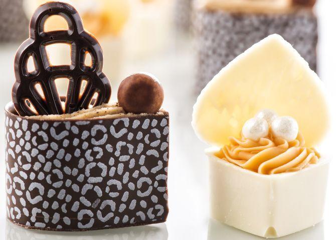 A ideia é que os convidados lembrem dos doces um ano depois do casamento. Bombons recheados com trufa de especiarias, de melão ou de maçã verde, como os de Veri Fragoso, são boas pedidas. Foto: Letícia Akemi/Gazeta do Povo