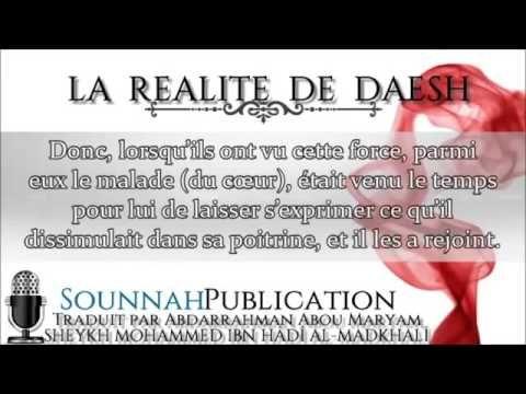 La réalité de Daesh – Sheikh Mouhamed Ibn Hadi Al Madkhali | Islam Sounnah - Vidéo islamique Francophone