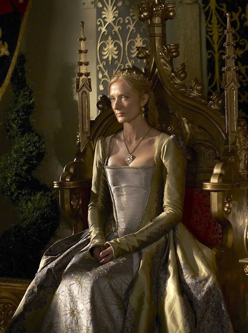 Joely Richardson as Catherine Parr in The Tudors (TV Series, 2010). The Enchanted Garden