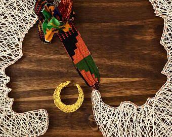Afro String Art mit Stirnband! Afrozentrische Ketten   – Accessoiresmodesvicky