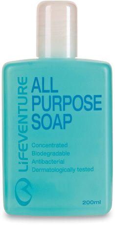 Lifeventure All Purpose Soap - 200ml