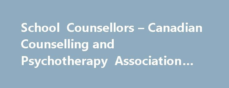 School Counsellors – Canadian Counselling and Psychotherapy Association #counselors #school http://solomon-islands.remmont.com/school-counsellors-canadian-counselling-and-psychotherapy-association-counselors-school/  # Icon in the shape of a positively progressing stock graph. Icon in the shape of a closed book. Icon in the shape of a paper with pencil hovering over it. Icon in the shape of stacked list of images with text beside them Icon in the shape of a circle with the Twitter bird in…