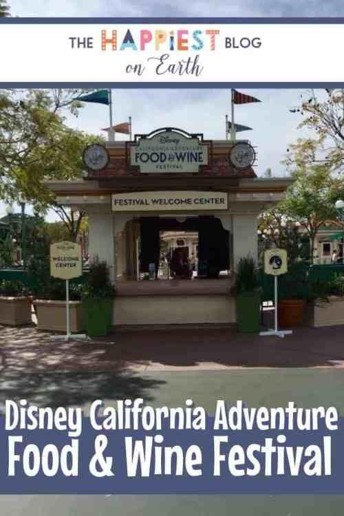 Disney Food And Wine Festival 2020 Dates.California Adventure Food Wine Festival 2020 Disney