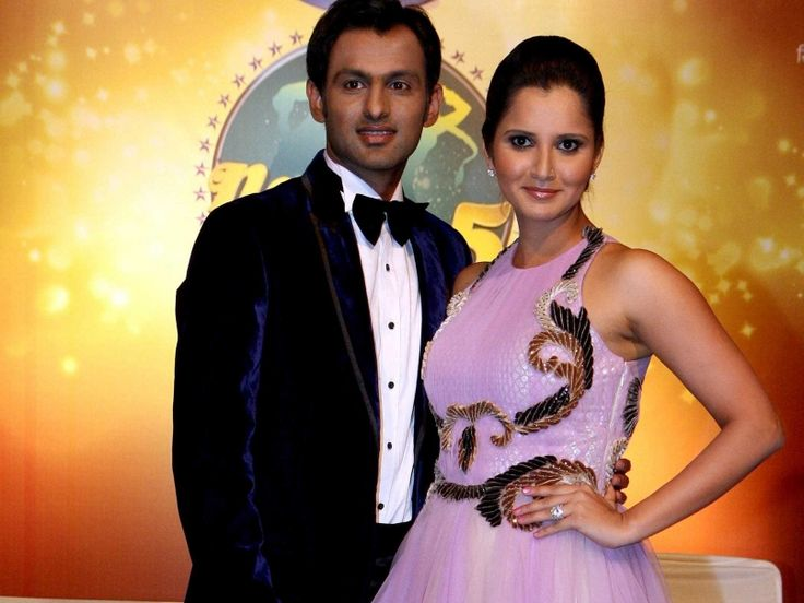 Shoaib Malik Feels Lucky to Have Sania Mirza in his Life, Credits her for Reviving his Career