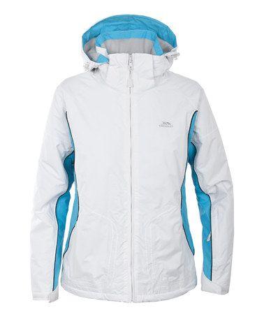 Another great find on #zulily! White Velma Jacket #zulilyfinds