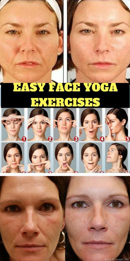 Firstly, it's hailed as a non-invasive alternative to Botox and surgery, but how exactly will doing facial exercises help banish fine lines, sagging and wrinkles?