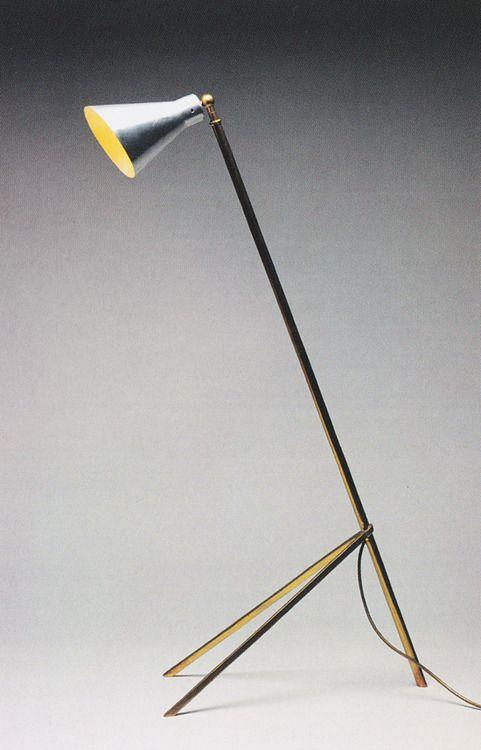 Franco Albini, Mitragliera Lamp, Circa 1940