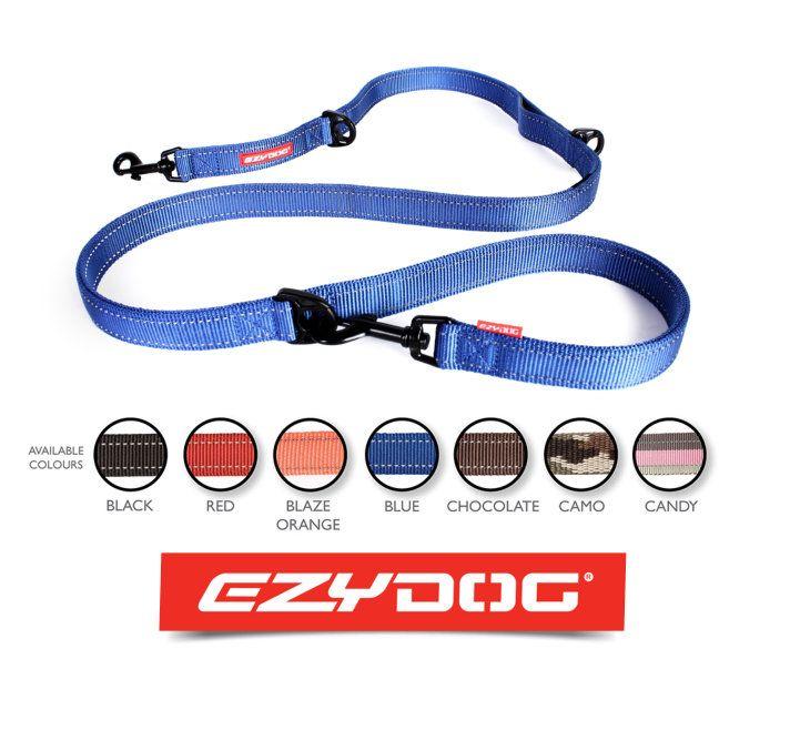 Product van de dag:  De EzyDog Vario 6 multifunctionele hondenriem! Verkrijgbaar in 7 verschillende kleuren. Voorzien van zacht maar stevig nylon en meedraaiende musketon sluiting. De reflecterende bekleding zorgt 's nachts voor betere veiligheid. Met zes functies in één lijn is de Vario 6 de meest veelzijdige hondenlijn op de markt!  #honden, #hondenlijnen,