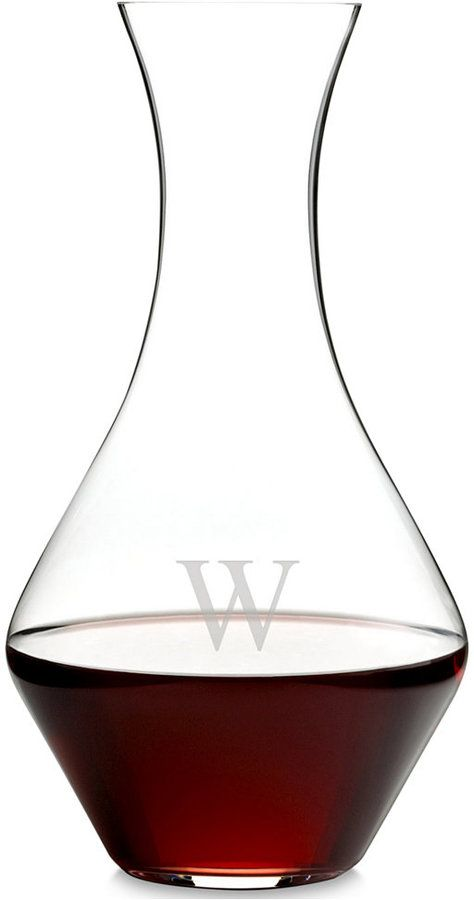 Riedel O Monogram Collection Block Letter Cabernet Magnum Decanter
