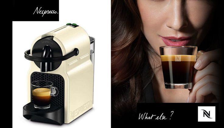 Imposta la lunghezza preferita del tuo #caffè, Inissia #DeLonghi lo prepara per te del livello desiderato. In offerta a 79€ invece di 99€! http://www.qbric.it/en80cw.html #pausacaffè #relax #risparmio #regali