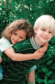 simon and ruthie from 7th heaven  the best part of the show