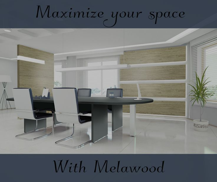 Where to add Melawood to maximize your space.