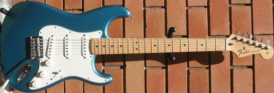 Fender Mexican Standard Strat