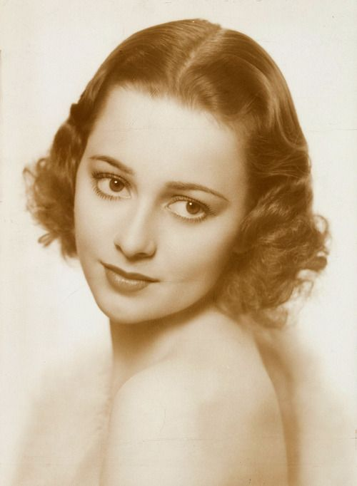 Olivia de Havilland.Joan Fontaine's now more famous sister. Oscar winning British actress. Still living in Hollywood apparently at 96.