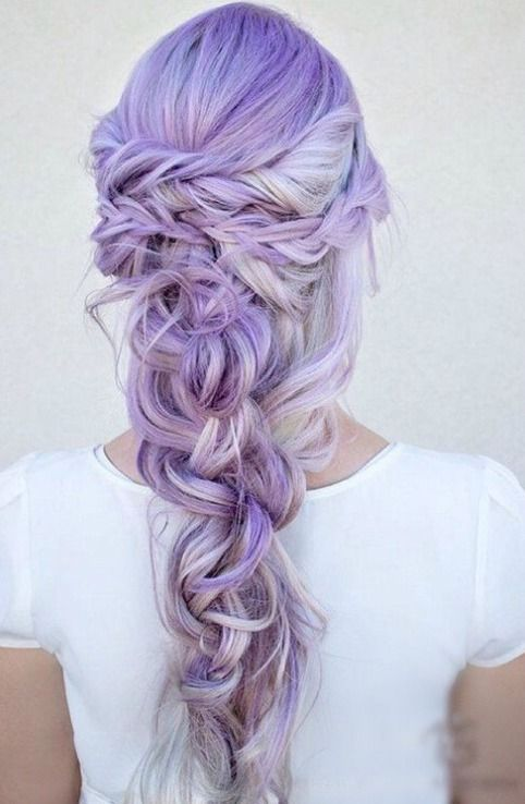 Best 25 unique hair ideas on pinterest hair unique hairstyles 33 cool pastel hair color ideas youll love urmus Image collections