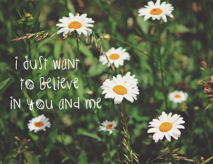 """""""I just want to believe in you and me.""""-Scarecrow lyrics by Alex & Sierra.  Photo by Andrea Tummons"""