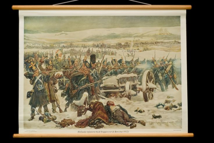 Hermitage herdenkt rol nederlanders in leger Napoleon