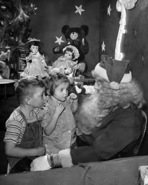 Christmas 1946 - Provided by Time Article
