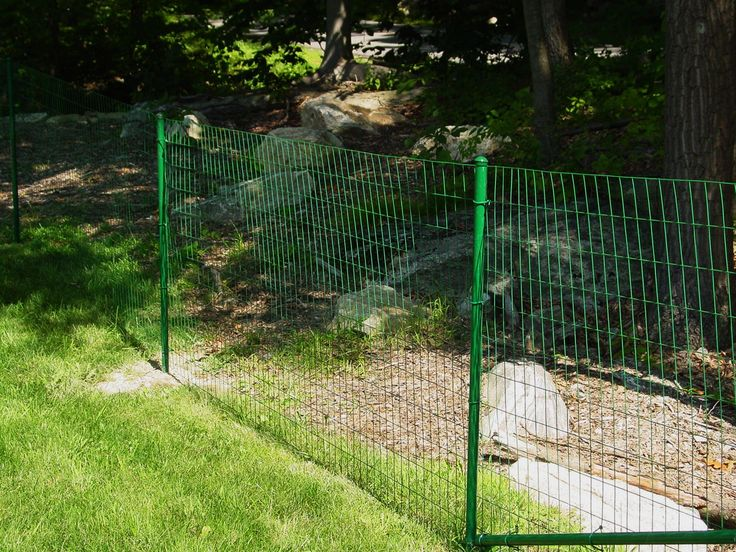 17 Best Images About Dog Fence On Pinterest Green