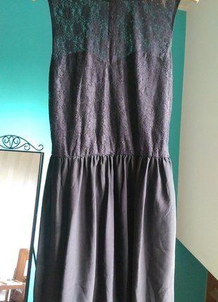 Kup mój przedmiot na #vintedpl http://www.vinted.pl/damska-odziez/sukienki-wieczorowe/17287809-czarna-koronkowa-sukienka-house-z-podszewka