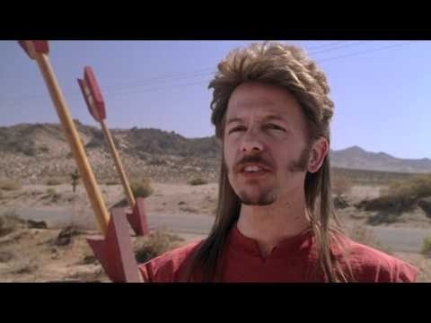 Joe Dirt Fireworks scene