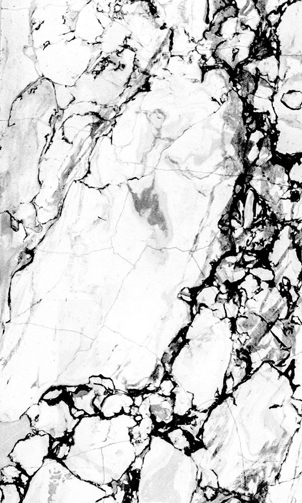 High Resolution Black And White Marble Background