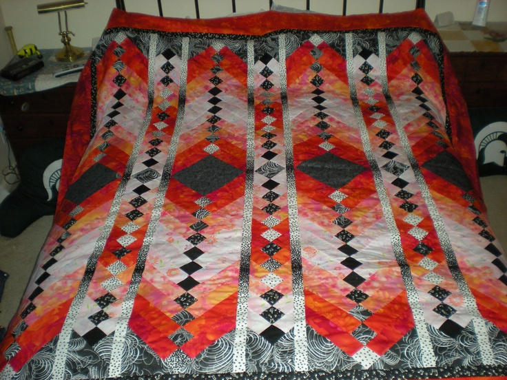 222 Best Quilts French Braid Images On Pinterest Pointe