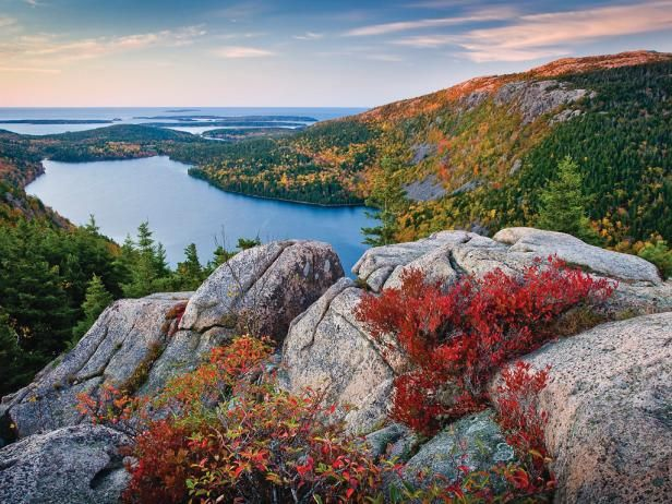 7 Wonders of New England: Acadia National Park