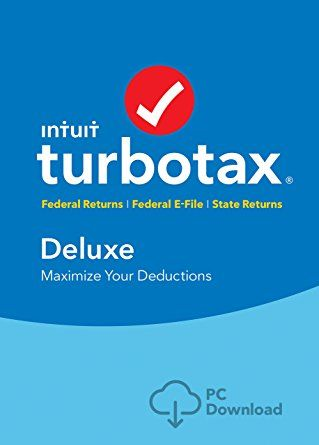 Turbotax Software Amazonexclusive Afflink Tax Software Turbotax Efile