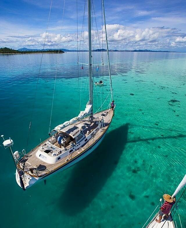 how to live on a sailboat in the caribbean