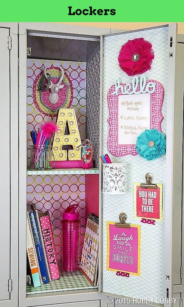 Work Locker Ideas Ideas For Lockers Lockers Lockerideas Lockerdecorations Want To Know More About School Lockers School Locker Decorations School Diy